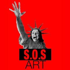SOS Art logo