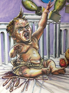 Hutchins, Erika, Baby Trump