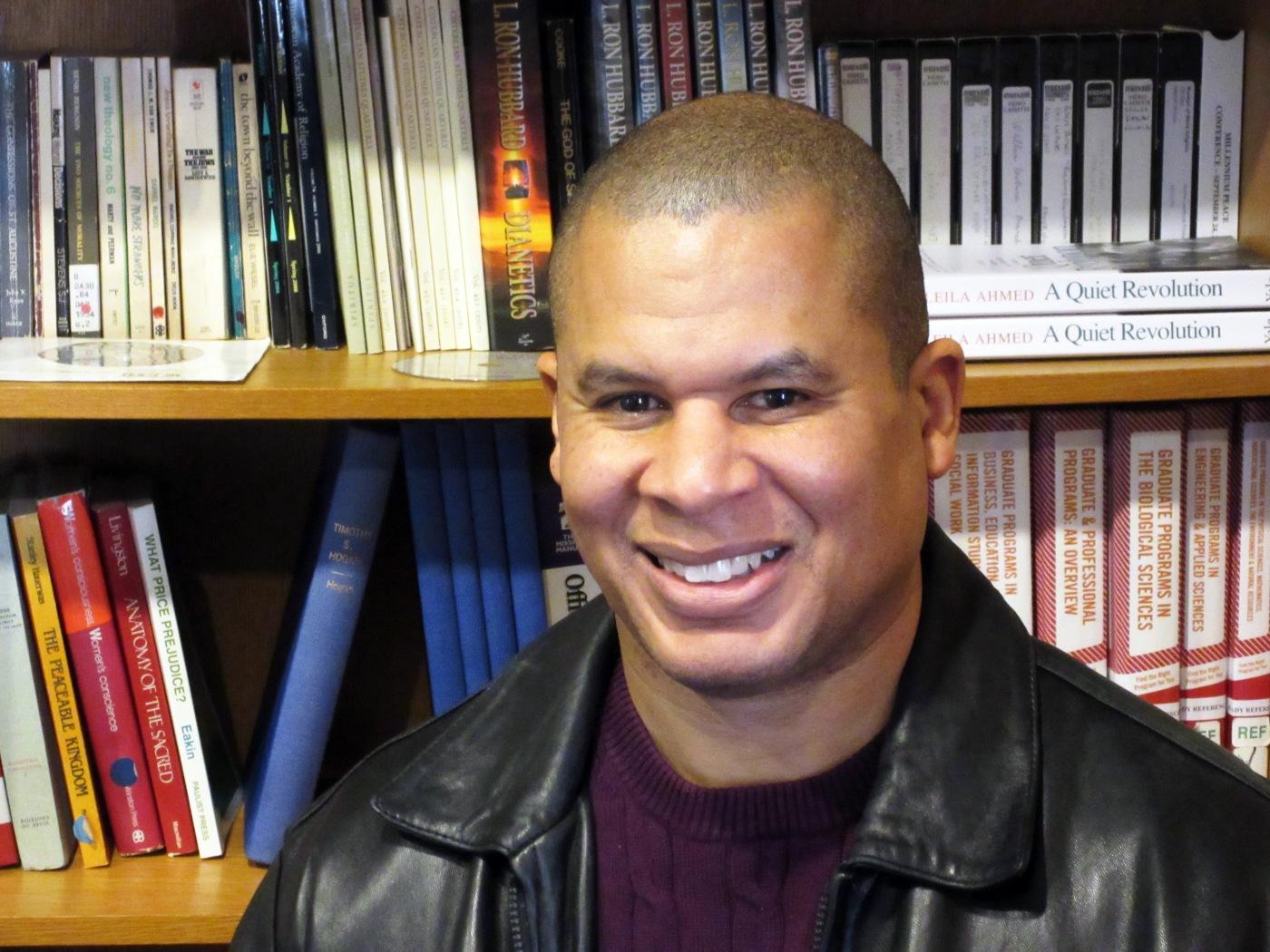 For Adam Clark, Professor of Theology, Doing God\'s Work Is Righting ...